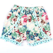 Load image into Gallery viewer, Baby Girls Shorts Trousers