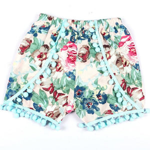 Baby Girls Shorts Trousers