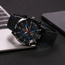 Load image into Gallery viewer, Multifunctional Analog Silicone Outdoor Sports Watch