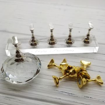 Crystal Tip Display