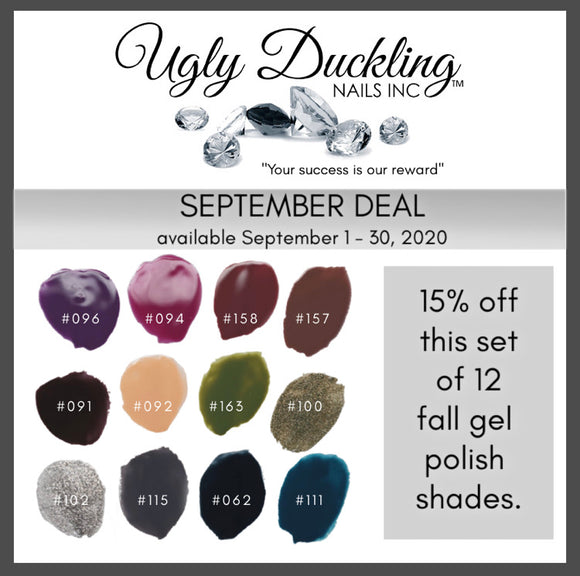 September Deal - Gel Polish Collection