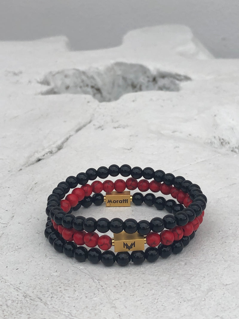 Black Onyx 6mm Stacker