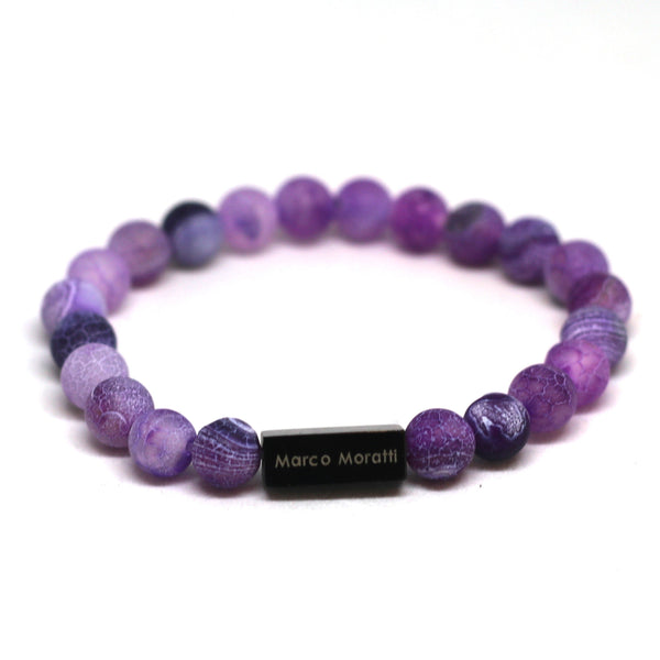 Frost Purple Agate - Native