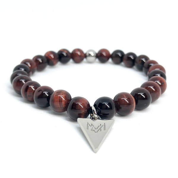 red dragon stone bracelet