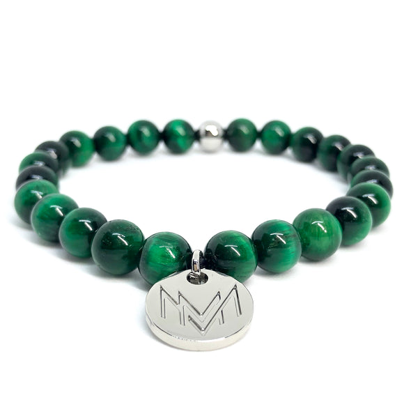 green bracelet for men