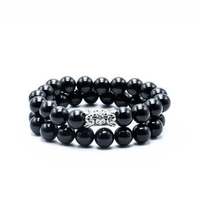 Black Onyx 8mm Stacker