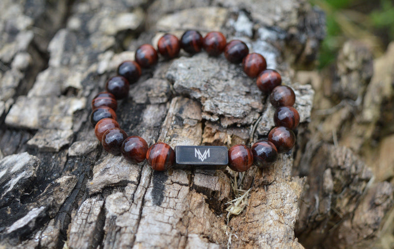 Red Tiger Eye - Native