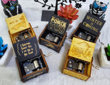 Magical Mini Wooden Music Boxes - Assorted