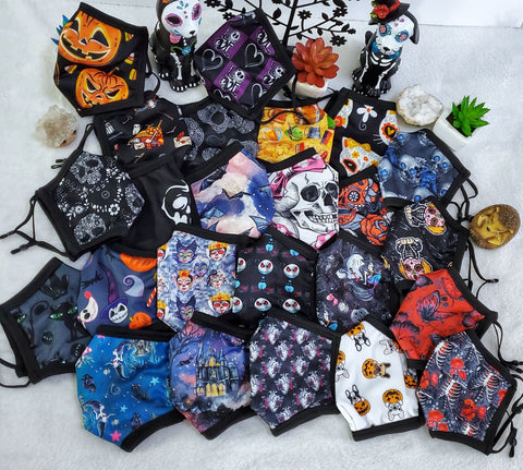 Adult Magical Halloween Smile Shields - Assorted