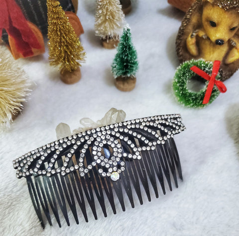 Princess Crown Comb