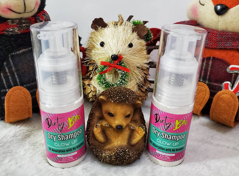 Dirty Bee Dry Shampoo - Assorted