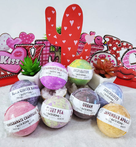 Spring Country Bath Bath Bombs - Assorted