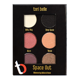 Tori Belle Eyeshadow Palette - Space Out