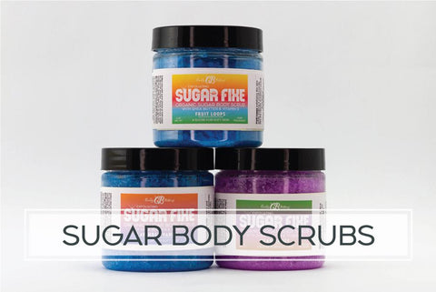 Country Bath Sugar Fixe Body Scrubs - Assorted