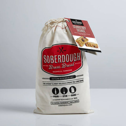 Soberdough Brew Bread - Cranberry Orange