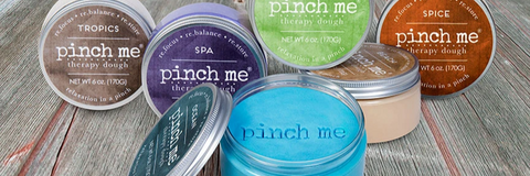 Pinch Me Therapy Dough - Assorted