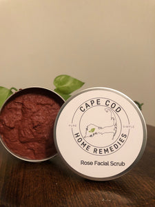 Rose Face Scrub