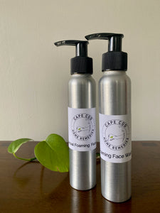 Charcoal Foaming Face Wash- New Packaging!