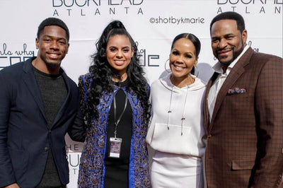 Worth & NFL Wives Annual Super Bowl Fashion Show