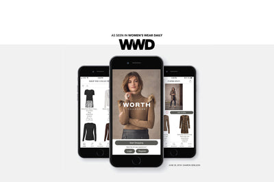 Worth Collection Introduces App