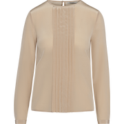 Camel 00 Hope Blouse Blouses & Shirts Worth New York Worth Collection