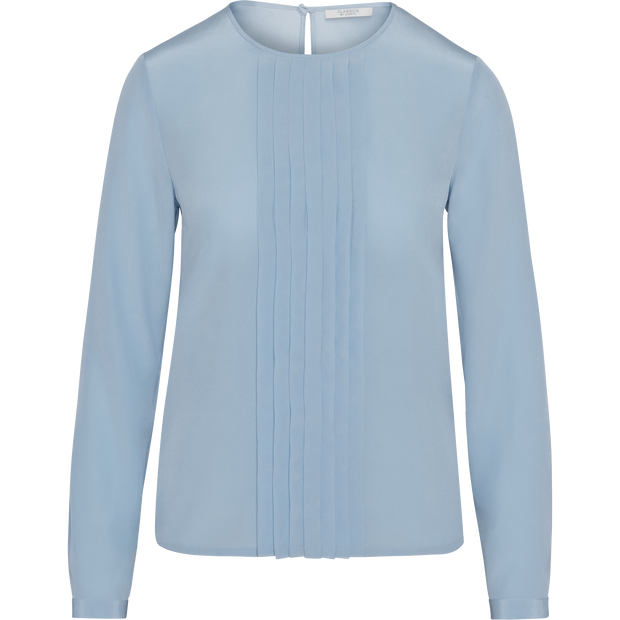 Periwinkle 00 Hope Blouse Blouses & Shirts Worth New York Worth Collection