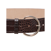 Worth New York Adriane Belt ${description} $298.00 Available in: Color Dark Brown Size LG