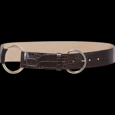 Camel SM Adriane Belt Accessories Worth New York Worth Collection