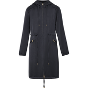 Sapphire XS Parker Coat Coats Worth New York Worth Collection