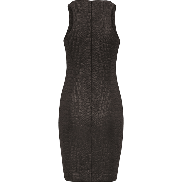 Worth New York Tatiana Dress ${description} $498.00 Available in: Color Bronze Stretch Skin Jacquard Size 00