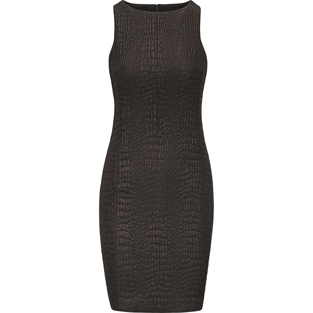 Tatiana Dress-Dresses-Worth New York-Alligator-00-Worth Collection