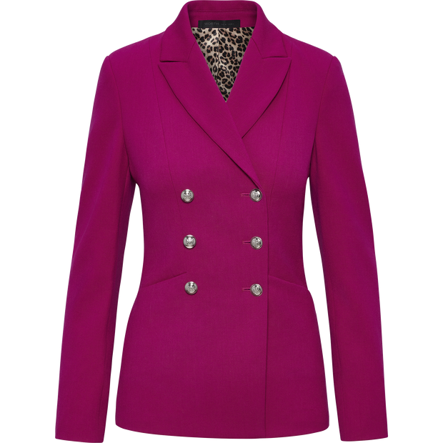 Fuchsia 00 Zia Jacket Jackets Worth New York Worth Collection