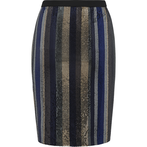 Sparkle Stripes 00 Sansa Skirt Skirts Worth New York Worth Collection