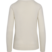 Stone Crystal Embellished Pullover-Sweaters-Worth New York-Sapphire-XS-Worth Collection