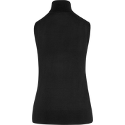 Worth New York Turtleneck Sleeveless Pullover ${description} $298.00 Available in: Color Black Size LG