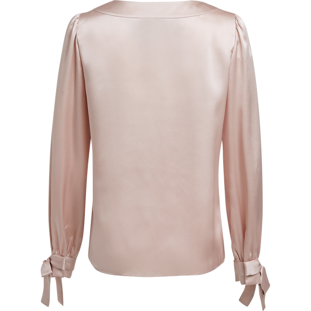 Renee-Blouses & Shirts-Worth New York-00-Metallic Swirls-Worth Collection