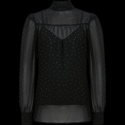 00 Midnight Lane Blouses & Shirts Worth New York Worth Collection