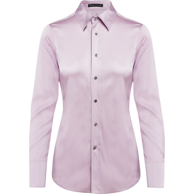 Serena-Blouses & Shirts-Worth New York-00-Lilac-Worth Collection