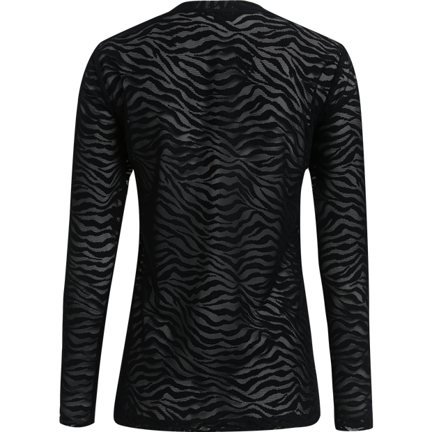 00 Midnight Zebra Lenny Blouses & Shirts Worth New York Worth Collection