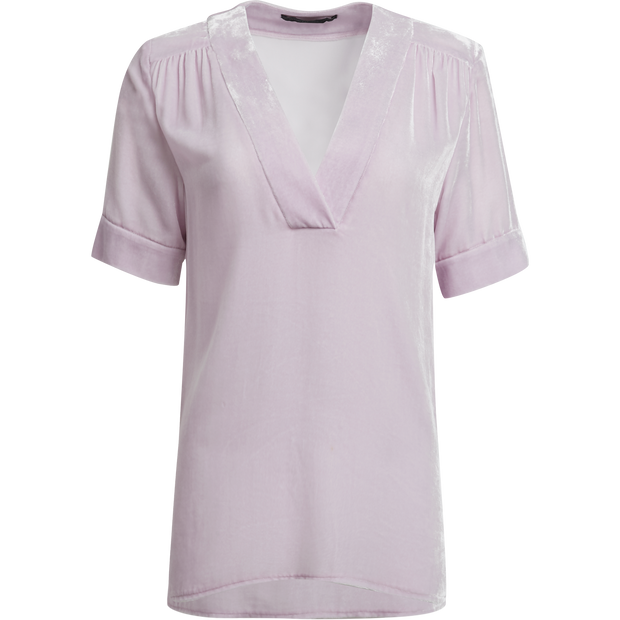 XS Lavender Sonny Top Blouses & Shirts Worth New York Worth Collection