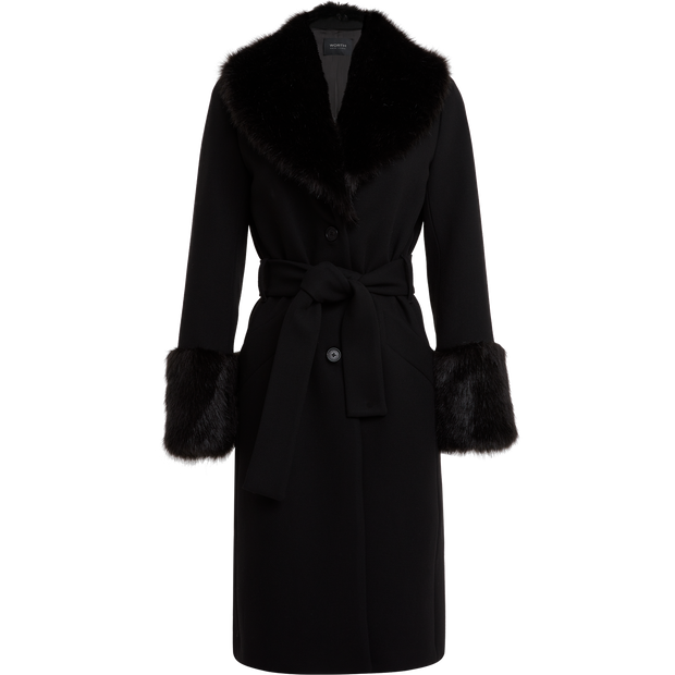 00 Midnight Marguerite Coats Worth New York Worth Collection