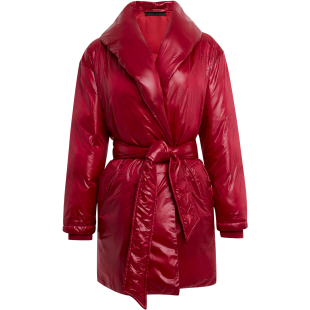 XS Candy Apple Delia Coats Worth New York Worth Collection