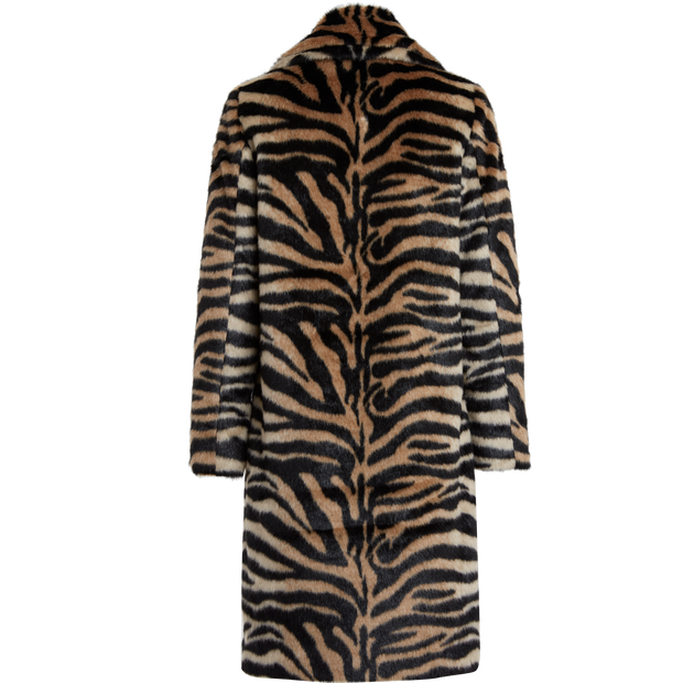 Zoey-Coats-Worth New York-XS-Zebra-Worth Collection