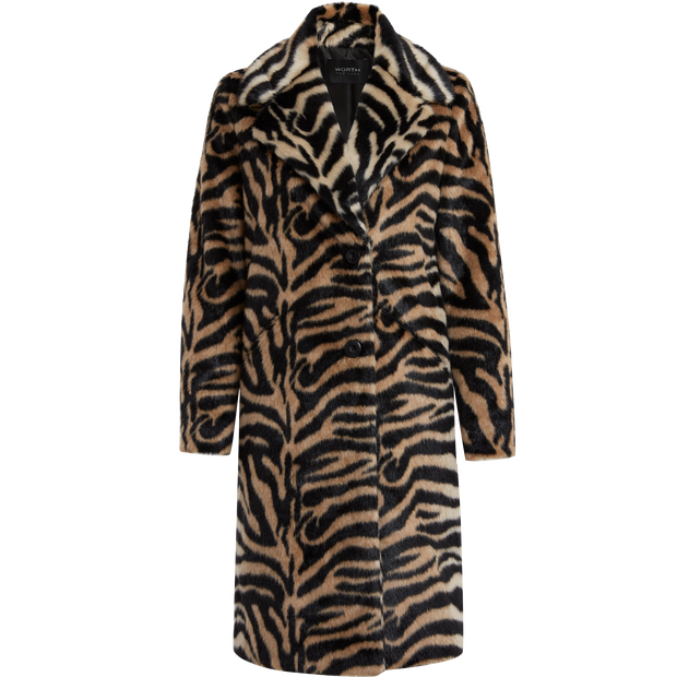 XS Zebra Zoey Coats Worth New York Worth Collection