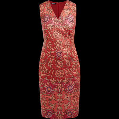 00 Jacquard Ann Dresses Worth New York Worth Collection