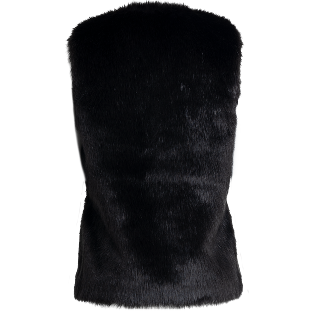 Worth New York Stevie Vest ${description} $349.00 Available in: Size SM Color Black