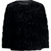 Worth New York Laverne Jacket ${description} $798.00 Available in: Size XL Color Black