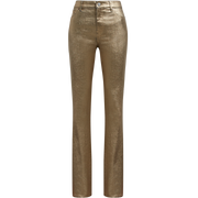 Classics by Worth Charlie Pant ${description} $358.00 Available in: Size 00 Color Gold Metallic