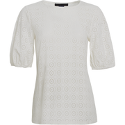 Ivory Mandy Blouse Worth New York Worth Collection