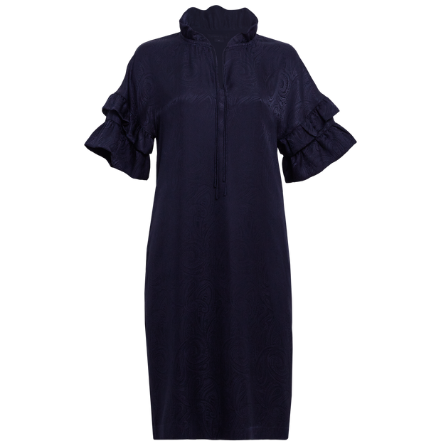Navy Talula Dress Worth New York Worth Collection